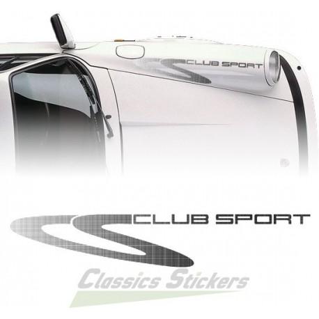 911 CS Club Sport