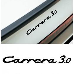 Carrera 3.2 lettering