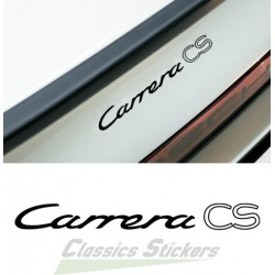Lettrage Carrera CS