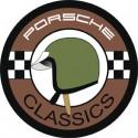 Porsche Classic intérieur de vitre