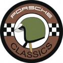 Porsche Classic - Interior of windows