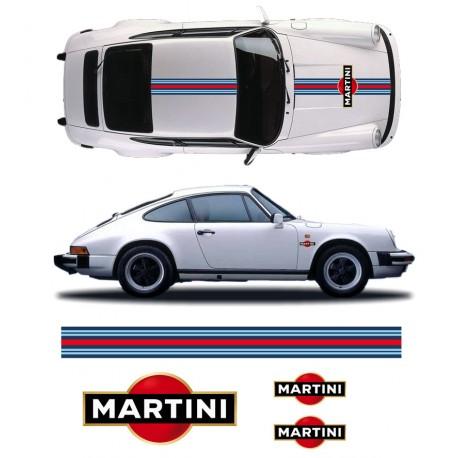 Kit Porsche couleur Noir