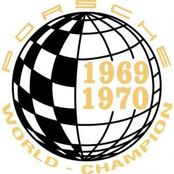 Champion du monde 69-70 / World Champion
