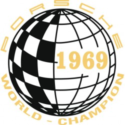 Champion du monde 1969 / World Champion