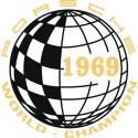 Champion du monde 1969 / World Champion