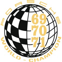 Champion du monde 69-70-71 / World Champion