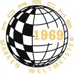Champion du monde 1969 / Marken Weltmeister