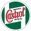 Castrol 2 stickers set