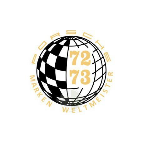 Champion du monde 72-73 / Marken Weltmeister