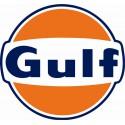 Logo Gulf pour capot