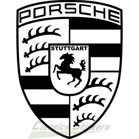 Logo Porsche ailes