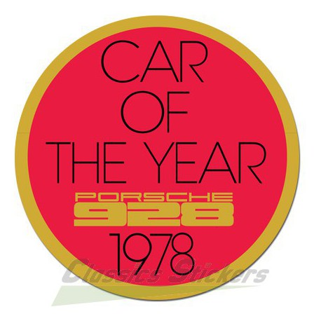 928 car of the year