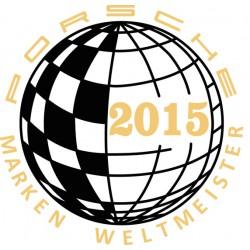 Champion du monde 2015 / Marken Weltmeister