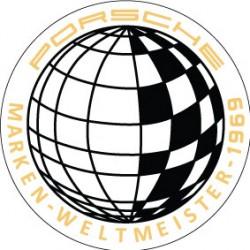 Porsche Champion du monde / Marken Weltmeister