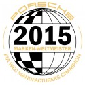 Marken Weltmeister Porsche 2015