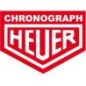 logos Heuer noir