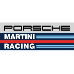 Porsche Martini horizontal