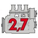 Porsche Engine 2,7