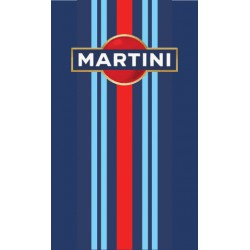 Skin iPhone Martini Racing