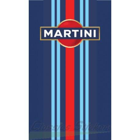 Skin iPhone Martini Racing
