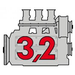 Porsche engine 3,2