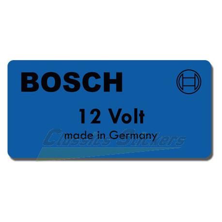 Bosch - bleu