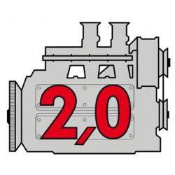 Porsche engine 2,0 Flat4