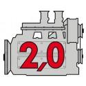Porsche Engine 2,0 - Flat4