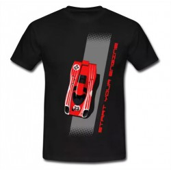 Tshirt 917 rouge