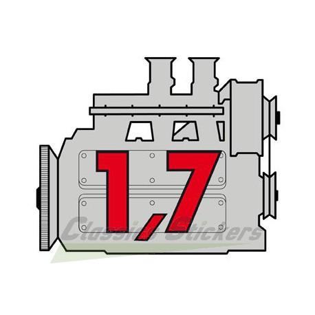 Porsche Engine 1,7