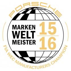 Champion du monde 15-16 / Marken Weltmeister