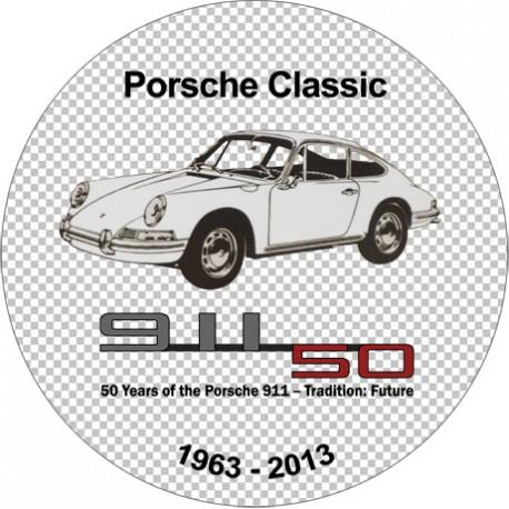 Porsche 911 - 50 ans