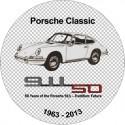 Porsche 911 classic - 50 ans Anniversaire