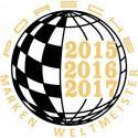 World Champion 2015-2016-2017 / Marken Weltmeister