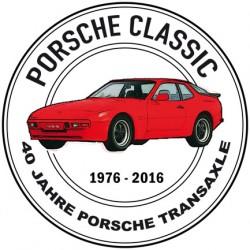 40 years Porsche Transaxle