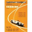 Poster - Sebring Porsche