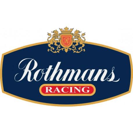 Logo Rothmans Racing