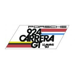 924 Carrera GT - Le Mans 80