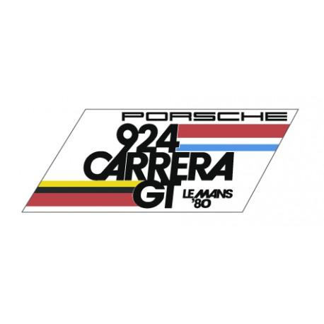 924 Carrera GT Le Mans 80