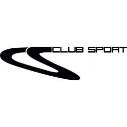 """Lettrage """"Club Sport"""""""