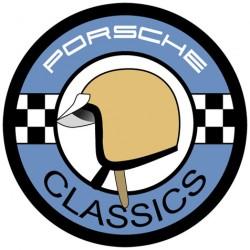 Porsche Classic casque beige