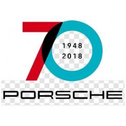 Porsche - 70 ans grand format