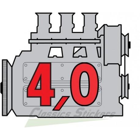 Porsche Engine 4,0