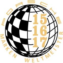 Champion du monde 2015-2016-2017 / Marken Weltmeister