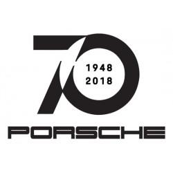 Porsche - 70 ans monochrome
