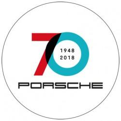 Porsche - 70 ans