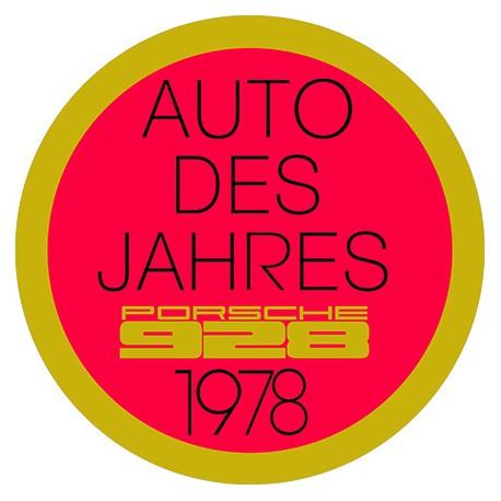 928 auto des jahres