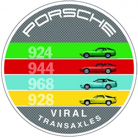 Porsche - 40ans transaxle Viral